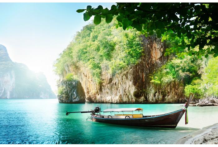 Модульная картина Тайланд тропики