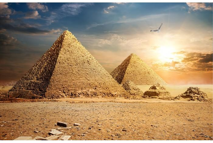 Модульная картина Пирамиды Хеопса