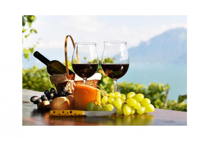 Фотокартина виноград