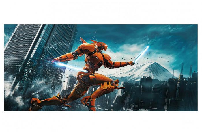 Постер Робот